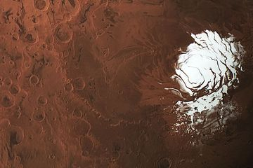 What does Mars' lake mean for the search for life on the Red Planet?