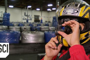 Would Night Vision Goggles Help Drivers in the Dark | MythBusters