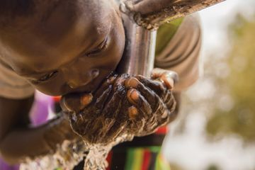 More than 2 billion people lack safe drinking water. That number will only grow.