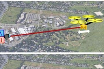 Clock-carrying quadcopters could provide ultra-accurate GPS