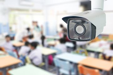Study: Interior Security Cameras on Campus Make Students Feel Less Safe