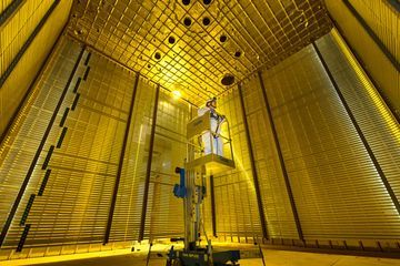 Early tests pave the way for a giant neutrino detector