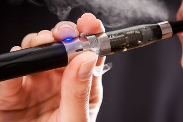 Nearly 2 million U.S. adult nonsmokers vape