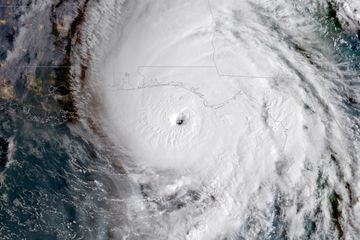 Here's what's unusual about Hurricane Michael