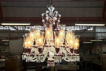 Crystal Chandeliers | How Its Made