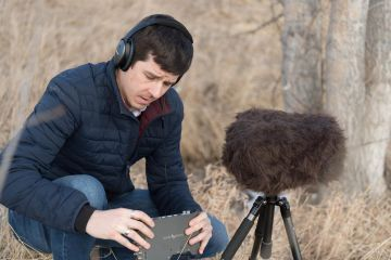 Jacob Job lands grant from the National Geographic Society to study songbirds, humans