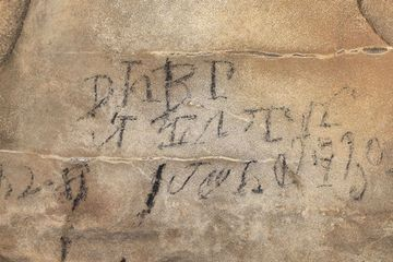 Newly translated Cherokee cave writings reveal sacred messages