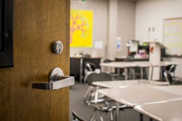 New Bill Would Allow Illinois Schools to Add Barricades to Classroom Doors