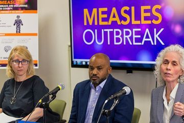 How holes in herd immunity led to a 25-year-high in U.S. measles cases
