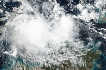 NASA-NOAA satellite catches formation of Tropical Cyclone Lili