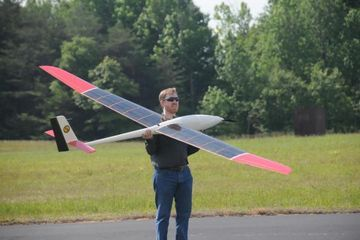 Naval Research Laboratory builds autopilot software allowing UAVs to soar on thermals