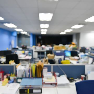 Employees in Open Offices Are More Active, Less Stressed