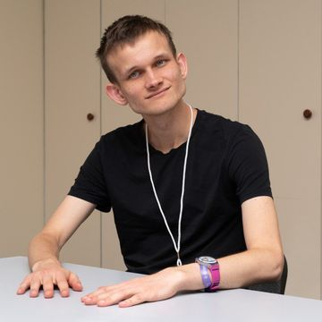 Ethereum's founder Vitalik Buterin says his creation can't succeed unless he takes a step back