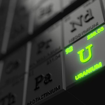 Here's how long the periodic table's unstable elements last
