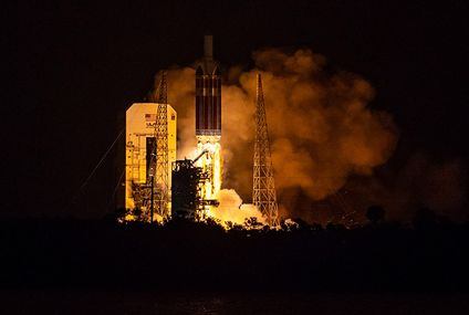 The Parker Solar Probe has launched and is on its way to explore the sun