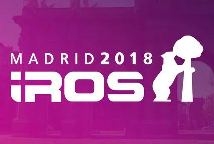 #IROS2018 live coverage