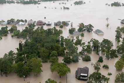 Tracking how rainfall morphs Earth's surface could help forecast flooding