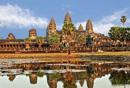 The water system that helped Angkor rise may have also brought its fall